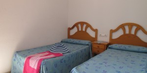 Beds at Playamar Aapartments